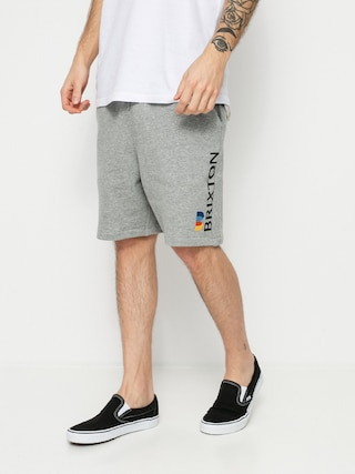 u0218ort Brixton Stem Fleece X (heather grey)