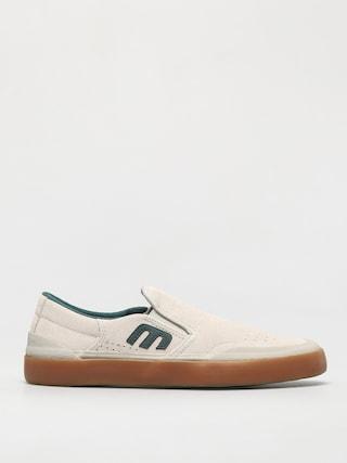 Pantofi Etnies Marana Slip Xlt (white/green/gum)
