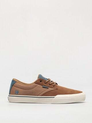 Pantofi Etnies Jameson Vulc (brown/blue)