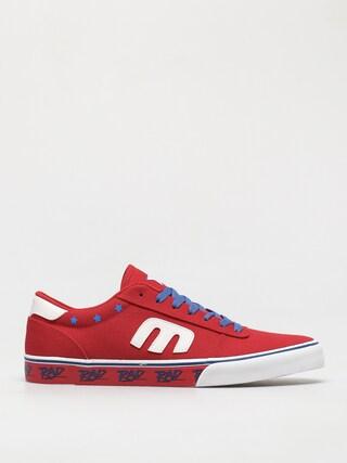 Pantofi Etnies Calli Vulc X Rad (red/white/blue)