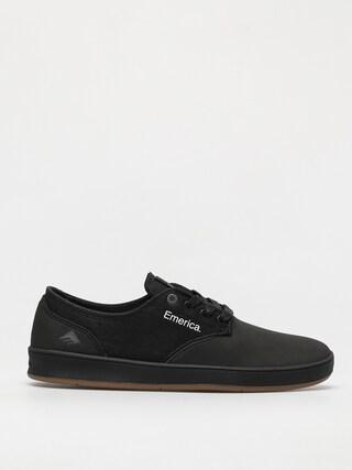 Pantofi Emerica The Romero Laced (black raw)