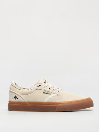 Pantofi Emerica Dickson (white/gum)