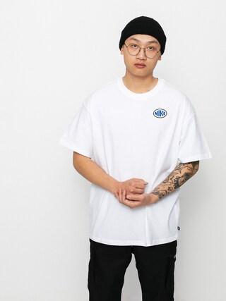 Tricou Nike SB Left Chest SB (white)