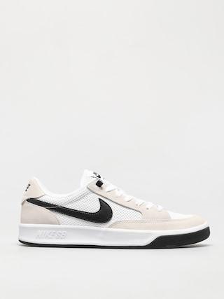 Pantofi Nike SB Adversary (white/black white)