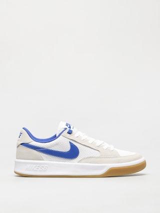 Pantofi Nike SB Adversary (summit white/hyper royal white)