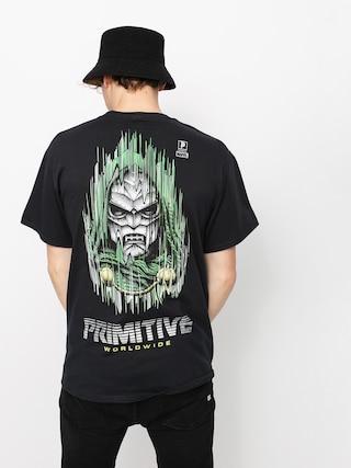 Primitive Tricou Doom (black)