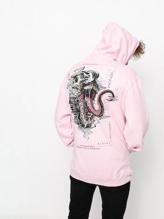 Primitive Hanorac cu glugu0103 Venom HD (pink)