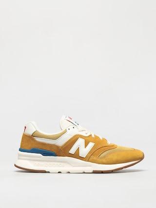 Pantofi New Balance 997 (yellow/blue)