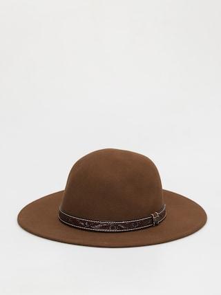 Pu0103lu0103rie Brixton Fender Tiller Hat (coffee)