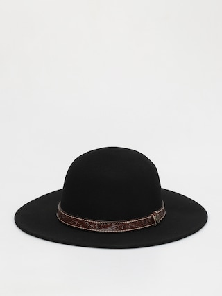 Pu0103lu0103rie Brixton Fender Tiller Hat (mystic black)