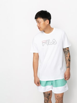 Tricou Fila Paul (bright white)