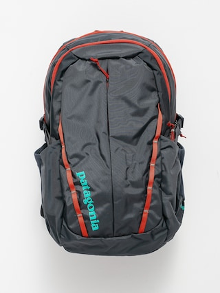 Rucsac Patagonia Refugio Pack 28L (smolder blue w/roots red)