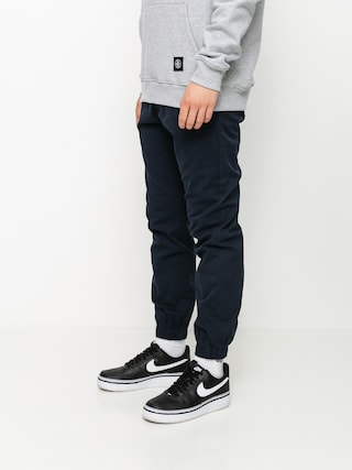 Prosto Pantaloni Chino Jogger (dark blue)