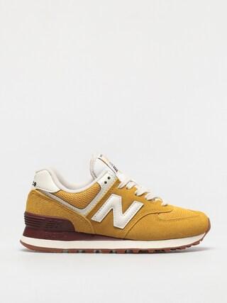 New Balance Pantofi 574 Wmn (varsity gold)