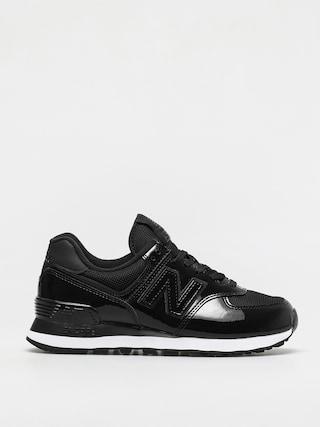 New Balance Pantofi 574 Wmn (black/white)