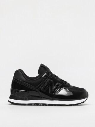 Pantofi New Balance 574 Wmn (black/white)