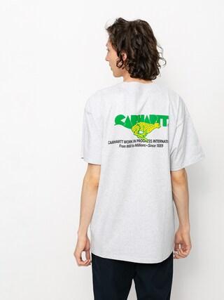 Tricou Carhartt WIP Runner (ash heather)
