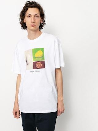 Tricou Carhartt WIP Simple Things (white)