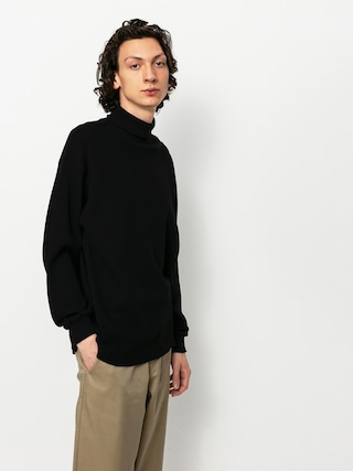 Polar Skate Tricou Shin Turtleneck (black)