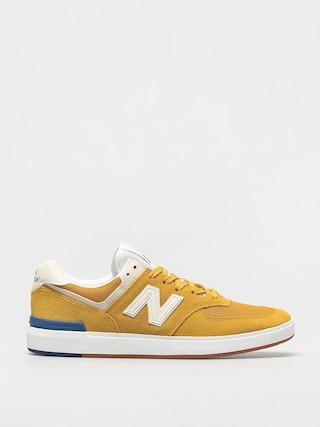 New Balance Pantofi All Coasts 574 (yellow)