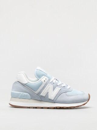 Pantofi New Balance 574 Wmn (blue)