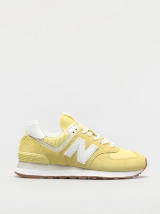 Pantofi New Balance 574 Wmn (yellow)