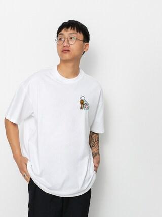 Tricou Nike SB Keys (white)