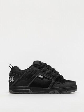 Pantofi DVS Comanche (black reflective charcoal nubuck)
