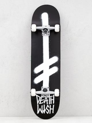 Deathwish Skateboard Gang Logo (black/white)