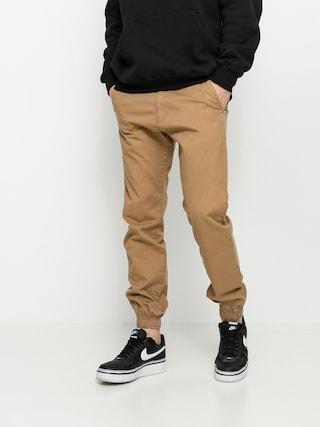 Pantaloni Prosto Chino Jogger (carmel)