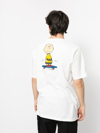 Element Tricou Peanuts Kruzer (off white)