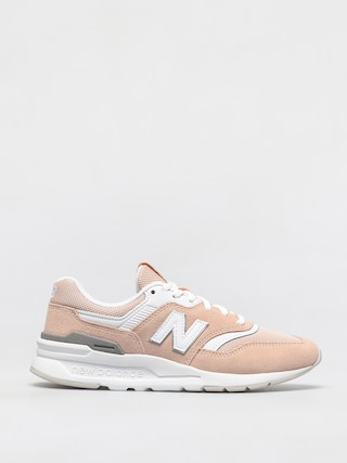Pantofi New Balance 997 Wmn (pink/white)