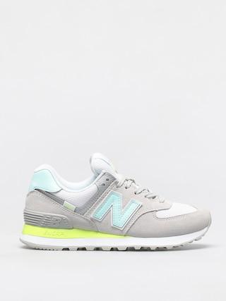 New Balance Pantofi 574 Wmn (grey)