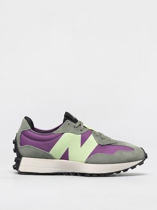 Pantofi New Balance 327 (grape lime)