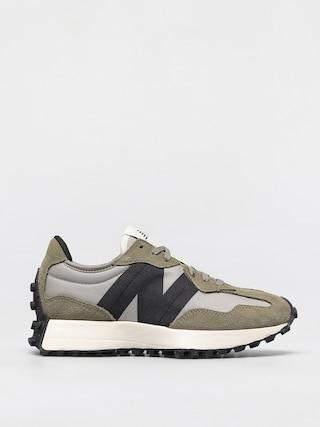 Pantofi New Balance 327 Wmn (aluminum covert green)