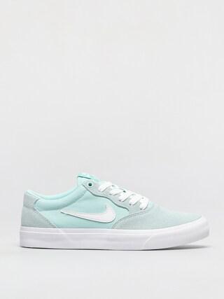 Pantofi Nike SB Chron Solarsoft (light dew/white light dew white)
