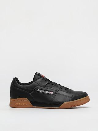 Pantofi Reebok Workout Plus (black/carbon/red/roya)