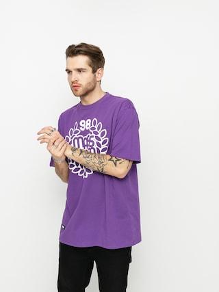 Tricou MassDnm Base (purple)