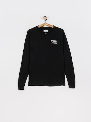 Etnies Tricou Quality Control (black/white)