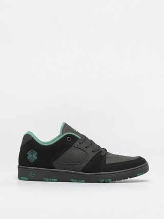 Pantofi eS Accel Slim (black/green)