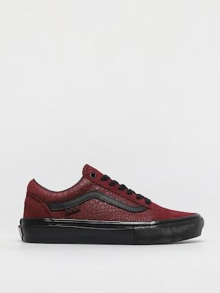 Pantofi Vans Skate Old Skool (breana geering port/black)
