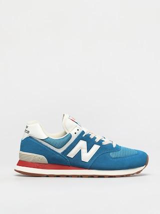 Pantofi New Balance 574 (blue)