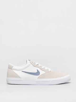 Pantofi Nike SB Chron Solarsoft (white/ashen slate white white)