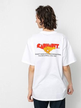 Tricou Carhartt WIP Runner (white)