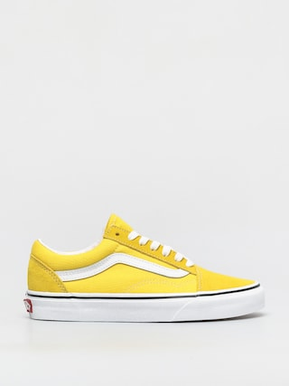Pantofi Vans Old Skool (cyber yellow/true white)