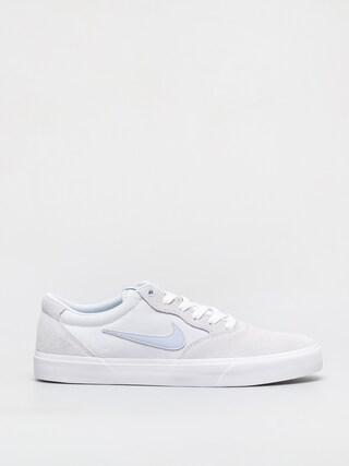 Pantofi Nike SB Chron Solarsoft (football grey/ghost football grey white)
