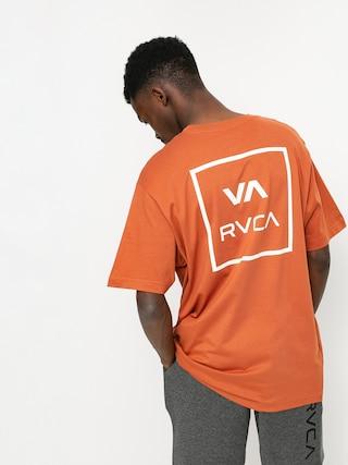 Tricou RVCA Va All The Ways (terracota)