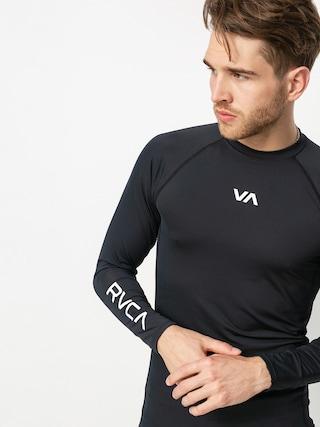 Tricou RVCA Sport Rashguard (black)