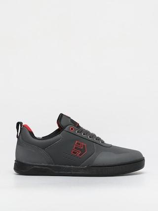 Pantofi Etnies Culvert (dark grey/black/ red)