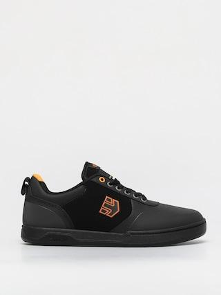 Pantofi Etnies Culvert (black/orange)